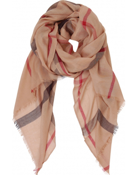 Lightweight London Plaid Scarf