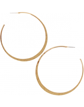 Classic Hoop Earrings