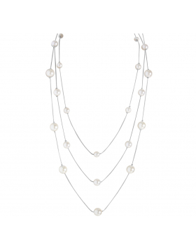 Pearl Layering Necklace