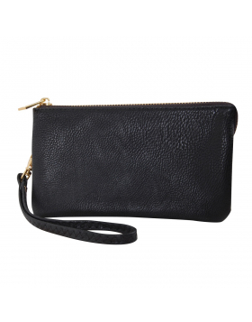 Small Wristlet - Vegan Leather