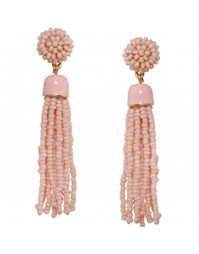 Light Soiree Tassel Earrings