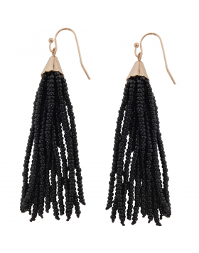 Beaded Tassel Dangles